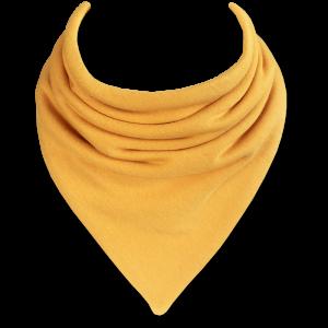 yellow bib